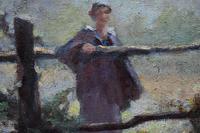 Albert CRESWELL French School c.1920 (7 of 7)