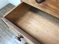 Antique Mahogany Chest of Drawers (4 of 8)