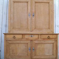 Bleached Oak Cupboard (3 of 16)