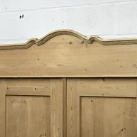 Large Old Pine Arched Wardrobe - Dismantles (5 of 5)