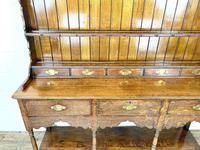 Antique Welsh Oak Pot Board Dresser (7 of 10)