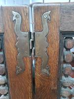 Antique Arch Top Screen (3 of 8)