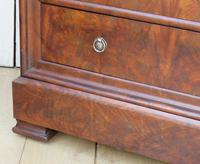 Antique French Marble Top Chest Of Drawers (4 of 12)