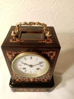French Officers Campaign Clock (5 of 10)
