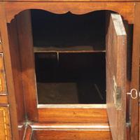 George III Inlaid Kneehole Desk (5 of 17)