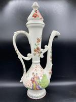 Antique Porcelain Ewer Aşurelik - Ibrik for an Turkish Market / Chinese Influence (2 of 18)