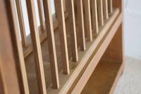 Solid Oak Wall Mounted Plate Rack (7 of 10)