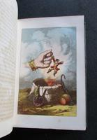 1859 Travels & Surprising Adventures of  Baron Munchausen.  Alfred Crowquill Plates (4 of 5)