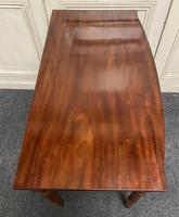Early Mahogany Writing Table (8 of 10)