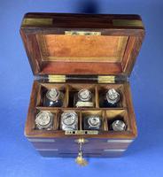 Victorian Rosewood Medicine Box (5 of 15)
