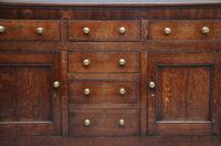 18th Century Country Oak Dresser Base (11 of 11)