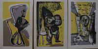 A set of 12 lithographs by Robert Colquhoun (3 of 5)