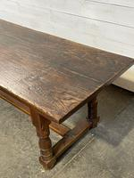 Wonderful Antique Large Refectory Farmhouse Dining Table (8 of 31)
