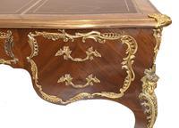 French Bureau Plat Desk - Empire Dummy Partners Desks (4 of 15)