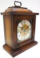 Fine Kieninger Mantel Clock 8 Day Westminster Chime Mantle Clock (4 of 11)