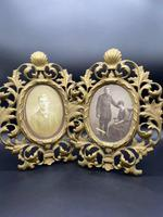 Pair of Large Victorian Gilt Picture Frames (4 of 8)