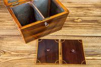 Indian Rosewood Twin Tea Caddy 1850 (7 of 8)