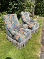 Pair of Small French Armchairs (7 of 8)