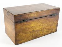 Antique Victorian Tea Box or Caddy (2 of 7)