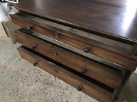 Louis Philippe 19th Century Chest of Drawers (4 of 5)