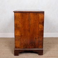 18th Century Chest of Drawers Swedish Inlaid Walnut (8 of 12)