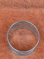 Antique Sterling Silver Hallmarked Napkin Ring 1921 E S Barnsley & Co (3 of 8)