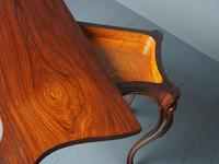 French Victorian Rosewood Fold-over Tea Table (10 of 13)