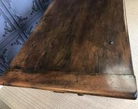 Large Oak Refectory Table (9 of 9)
