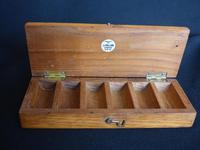 Small Equipment Box by J J Hill & Son London N W 10 c1920 (2 of 6)