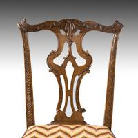 Attractive Late 18th Century Mahogany Single Chair (3 of 5)