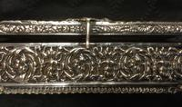 Edwardian Irish Silver Plated Trinket or Jewellery Box (4 of 12)