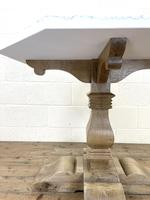 Octagonal Shaped Marble Top Centre Table (7 of 10)
