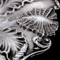 Georgian Solid Silver Tazza / Dish / Bowl - Charles Reily & George Storer 1833 (5 of 27)