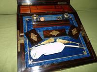 QUALITY Betjemann Coromandel Writing Box. 100% Original c1870 (7 of 15)