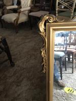 Large gilt mirror (3 of 6)