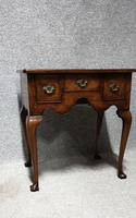 Burr Walnut Lowboy (7 of 13)