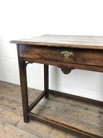 18th Century Oak Side Table (13 of 14)