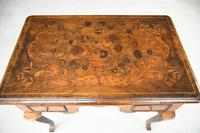 Dutch Marquetry Lowboy (2 of 13)