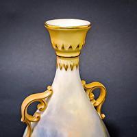 Royal Worcester Flared Vase (6 of 6)