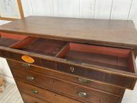Large George 3rd Chest of Drawers (6 of 6)