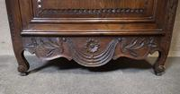 Antique French Carved Oak Bookcase (11 of 16)