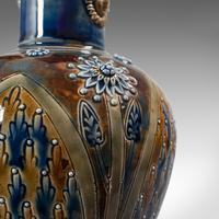 Antique Serving Ewer, English, Ceramic, Decorative, Amphora, Victorian, 1876 (10 of 12)
