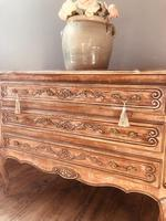 French Antique Drawers / Rustic Chest of Drawers / Provincial Chest of Drawers / Sideboard (3 of 8)