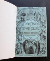 1870 1st Edition Charles Dickens, The Mystery of Edwin Drood,  Bound From Parts (2 of 5)