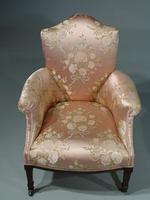 Most Elegant Pair of Late 19th Century Boudoir or Drawing Room Chairs (2 of 6)