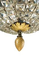 Late 19th Century Basket Chandelier (3 of 6)