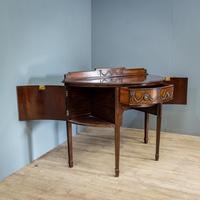 Neo Classical Demi Lune Sideboard (2 of 13)