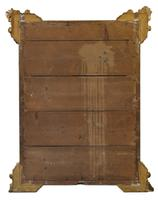 Antique Large Quality 19th Century Italian Gilt Wall Mirror Overmantle (8 of 8)
