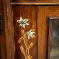 Art Nouveau Display Cabinet (6 of 11)