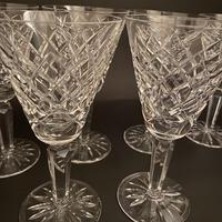 Six Waterford 'Tyrone' Claret Glasses (2 of 2)